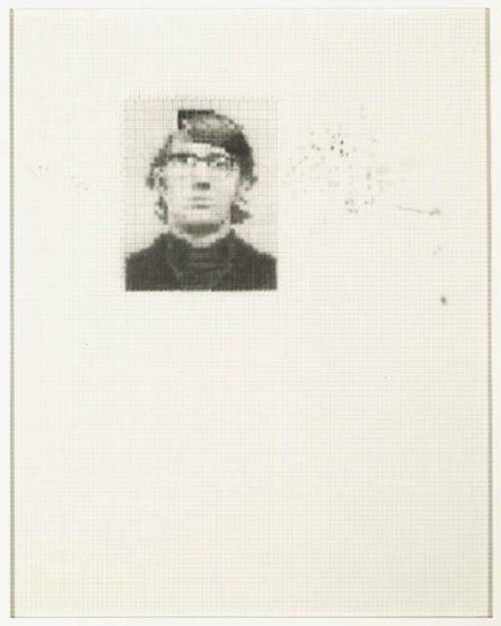 Chuck Close-Keith, 1280-1973