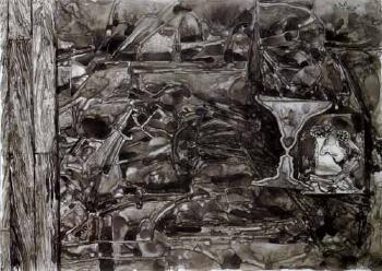 Jasper Johns-Untitled-1988