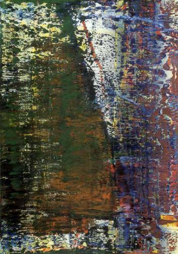 Gerhard Richter-Salt Tower-1988