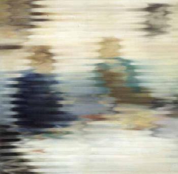 Gerhard Richter-Zwei Frauen (Two Women)-1967