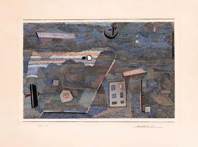 Paul Klee-Landschaft UOL-1932