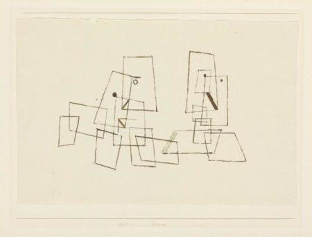Paul Klee-Gesellung-1929