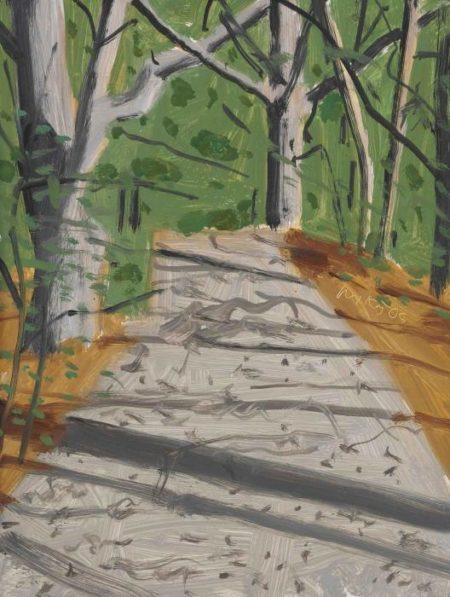 Alex Katz-Untitled-2006