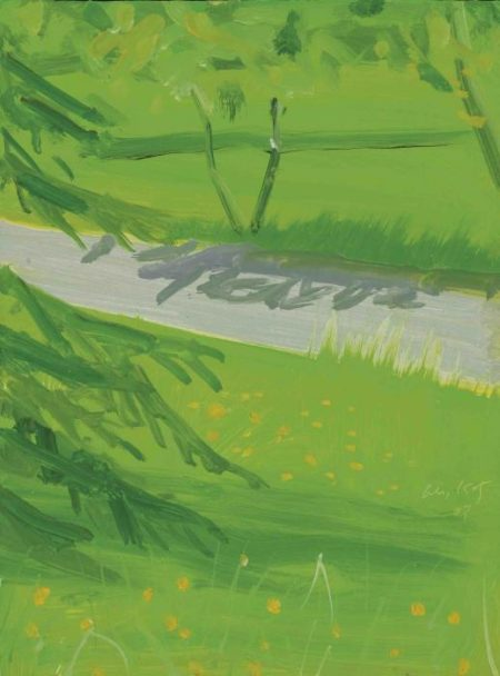Alex Katz-Untitled-2007