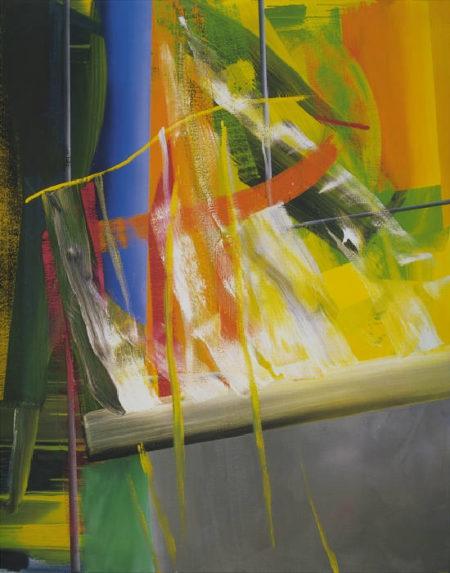 Gerhard Richter-Abstraktes Bild 556-2 (Abstract Painting 556-2)-1984