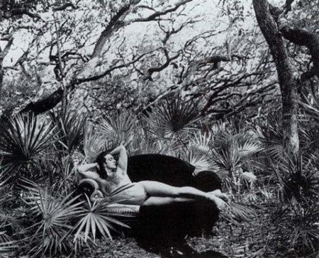 Annie Leibovitz-Mark Morris, White Oak Project-1990
