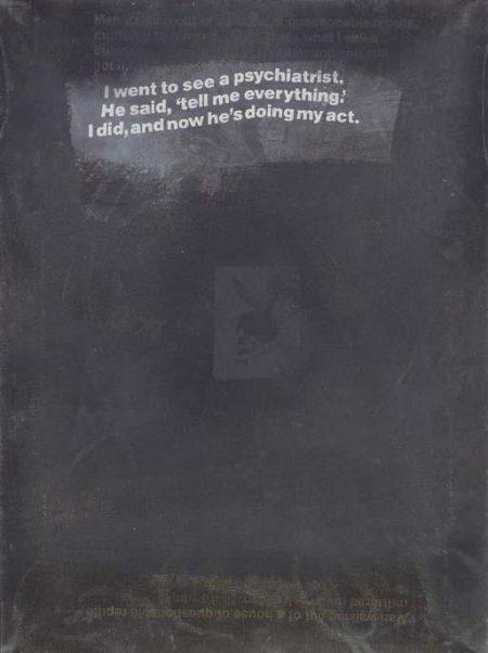 Richard Prince-Joke painting-1993