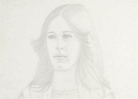 Alex Katz-Untitled-1977