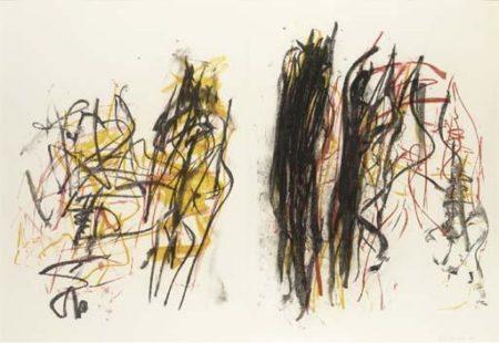 Joan Mitchell-Trees I-1992
