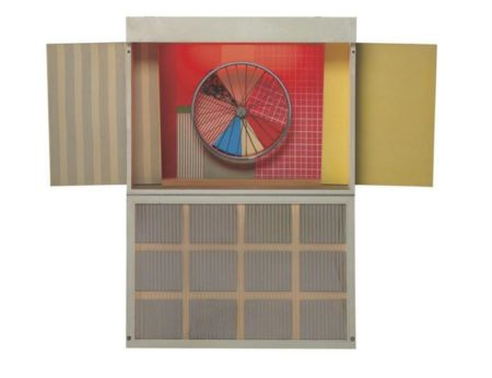 Robert Rauschenberg-Robert Rauschenberg - Publicon - Station IV (From Publicon Series)-1978