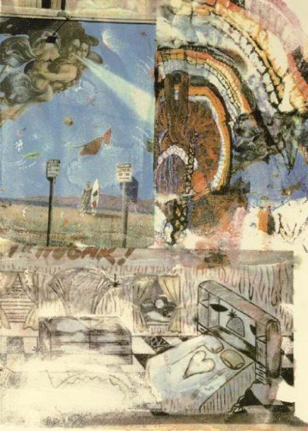 Robert Rauschenberg-Robert Rauschenberg - L.A.Uncovered # 11-1998
