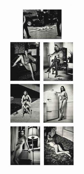 Helmut Newton-Cyberwomen (2000)-2000