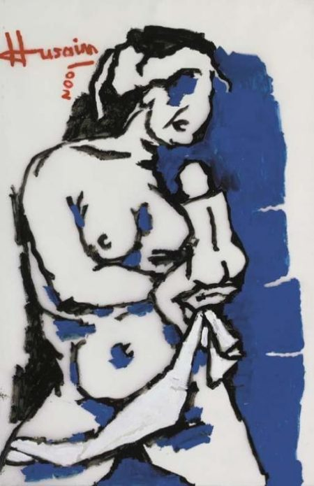 Maqbool Fida Husain-Untitled-2002