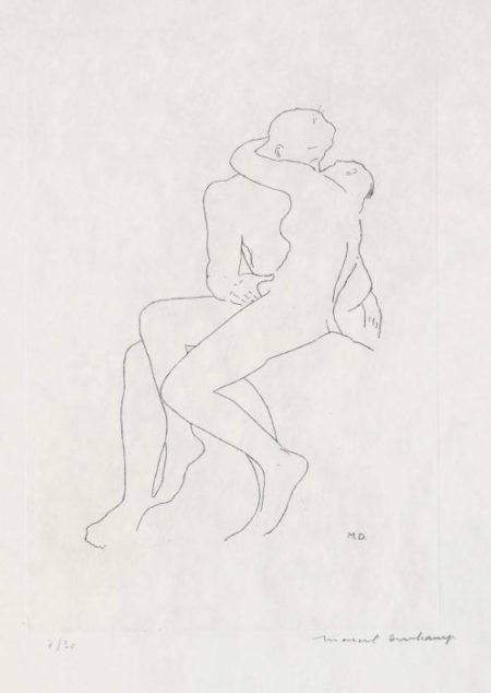 Marcel Duchamp-Morceaux choisis d'apres Rodin (S. 647)-1968