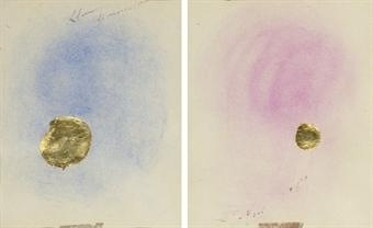 Yves Klein-Untitled-1961