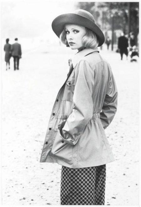 Helmut Newton-St. Laurent, Rive Gauche, #53-1970