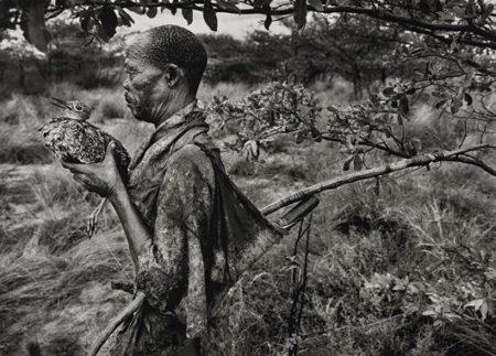 Sebastiao Salgado-Bushmen, Botswana-2003