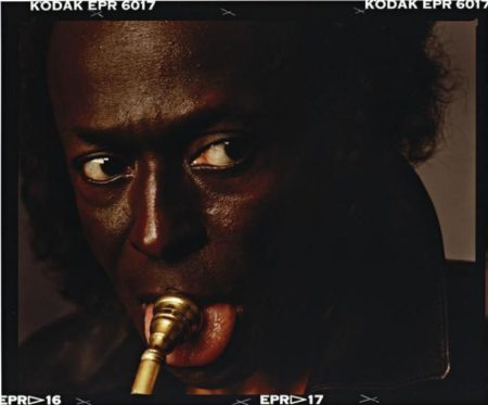 Annie Leibovitz-Miles Davis, New York City, July 1, 1989-1989