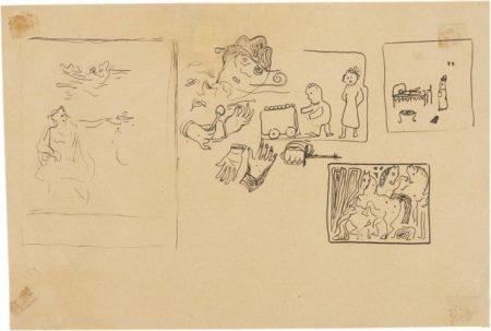 Lucio Fontana-Study-1939