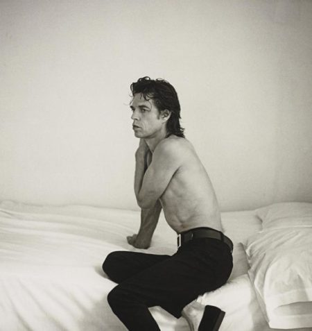 Annie Leibovitz-Mick Jagger, Los Angeles-1992