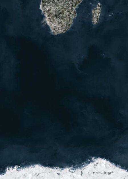 Andreas Gursky-Ocean IV-2010