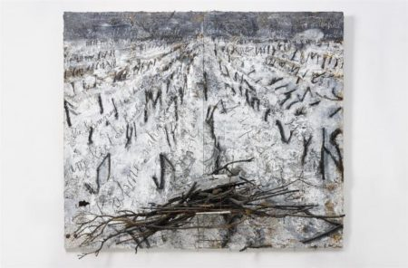 Anselm Kiefer-Dein Hausritt die Finstere Welle-2006