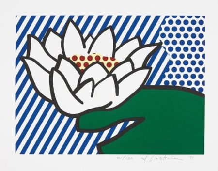Water Lily-1993