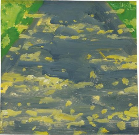 Alex Katz-Black Brook-2002