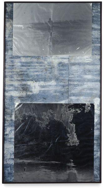Anselm Kiefer-Tiefes Wasser (Deep Water)-1988