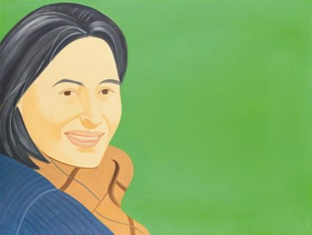 Alex Katz-Ada on Green-2002