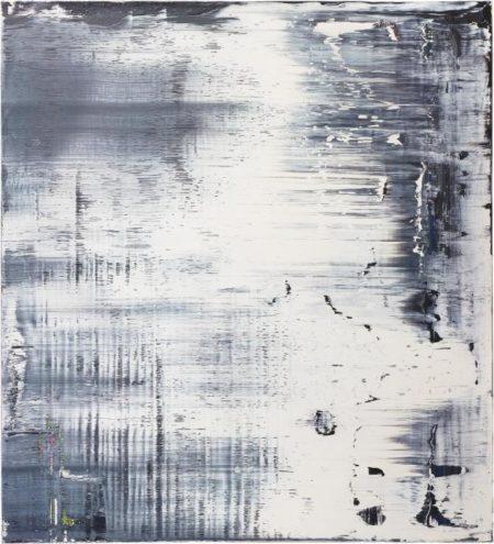 Gerhard Richter-Weiß 685-1 (White 685-1)-1988