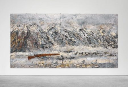Anselm Kiefer-Samson and Delilah-2011