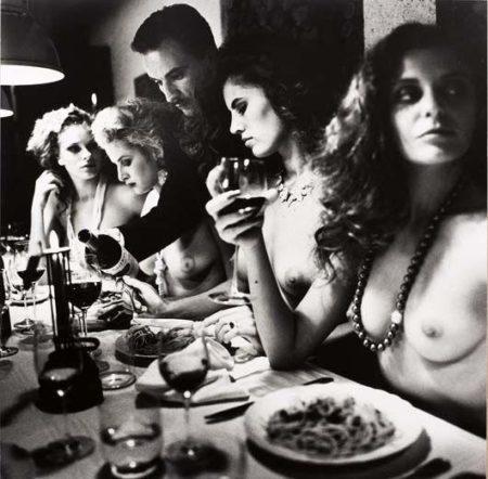 Helmut Newton-Ca Del Bosco, Erbusco, Italy (1989)-1989