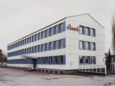 Thomas Ruff-Haus Nr. 11 III-1990