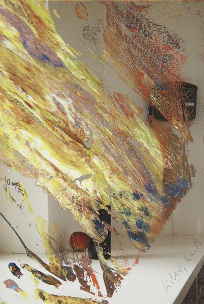 Gerhard Richter-Ohne Titel (1.2.89) / Untitled (1.2.89)-1989