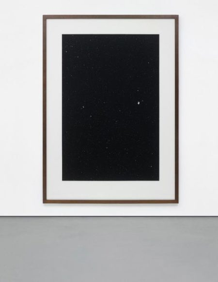 Thomas Ruff-04h 24m /-55 degrees, from Sterne (Stars)-1992