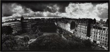 Helmut Newton-View from my window, Rue de l'Abbe-de-l'Epee, Paris V-1979