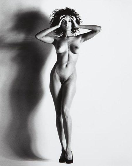 Big Nude XV: Raquel, Nice (1993)-1993
