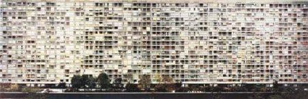 Andreas Gursky-Montparnasse-1995
