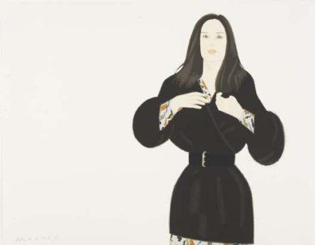 Alex Katz-Maria II-1993