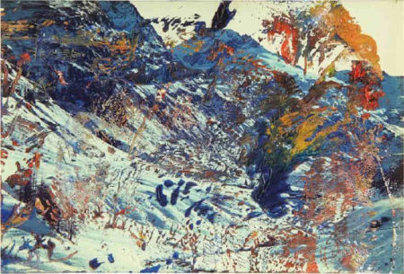 Gerhard Richter-Sils Maria-1987