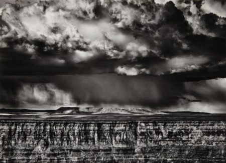Sebastiao Salgado-Arizona, USA, Plateau with Rainfall-2010