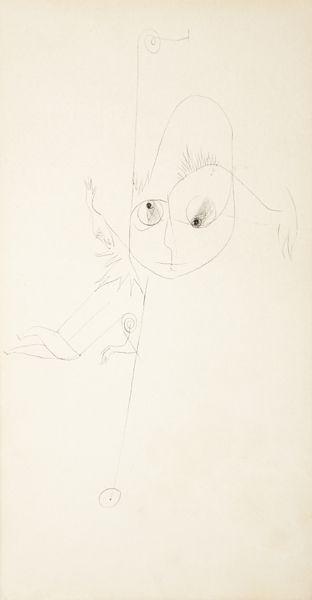 Paul Klee-Intelectual Illumination-