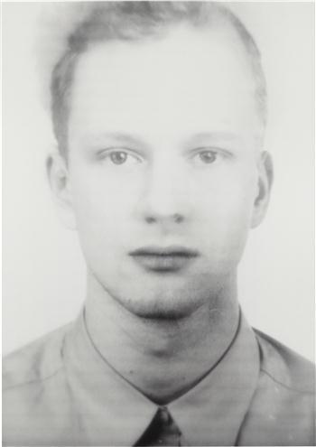 Thomas Ruff-Andere Portrait 71A-1995