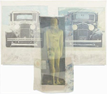 Robert Rauschenberg - Hoarfrost Editions: Preview-1974