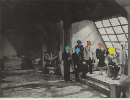 John Baldessari-Studio-1988