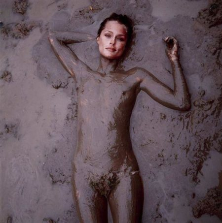 Annie Leibovitz-Laure Hutton, Nude, Oxford, Mississippi-1981