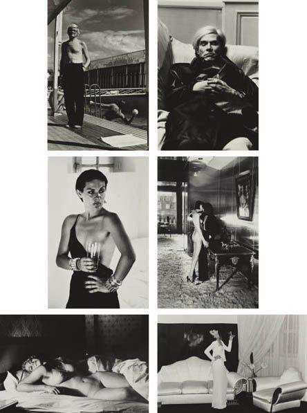 Helmut Newton-Selected images from 15 Photographs-1973