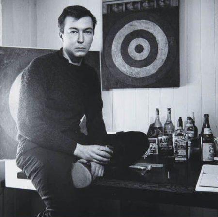 Robert Rauschenberg-Robert Rauschenberg - Jasper Studio N.Y.C. #9-1955