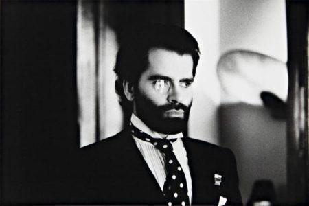 Helmut Newton-Karl Lagerfeld, Paris (1973)-1973
